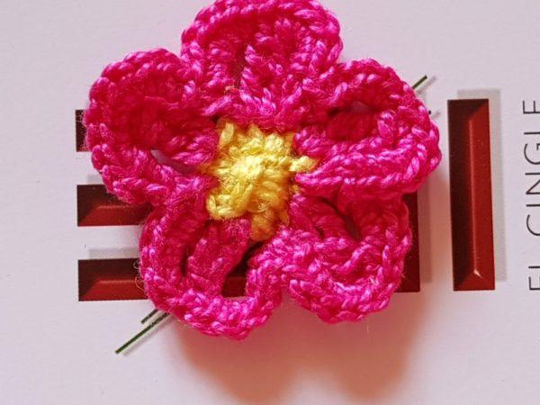 Eleboro Colección flores a crochet