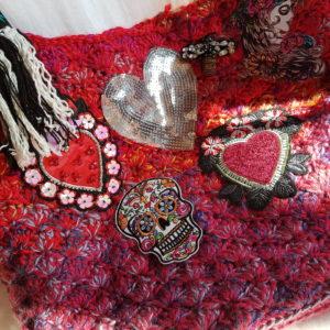 Vista general de la bolsa Frida